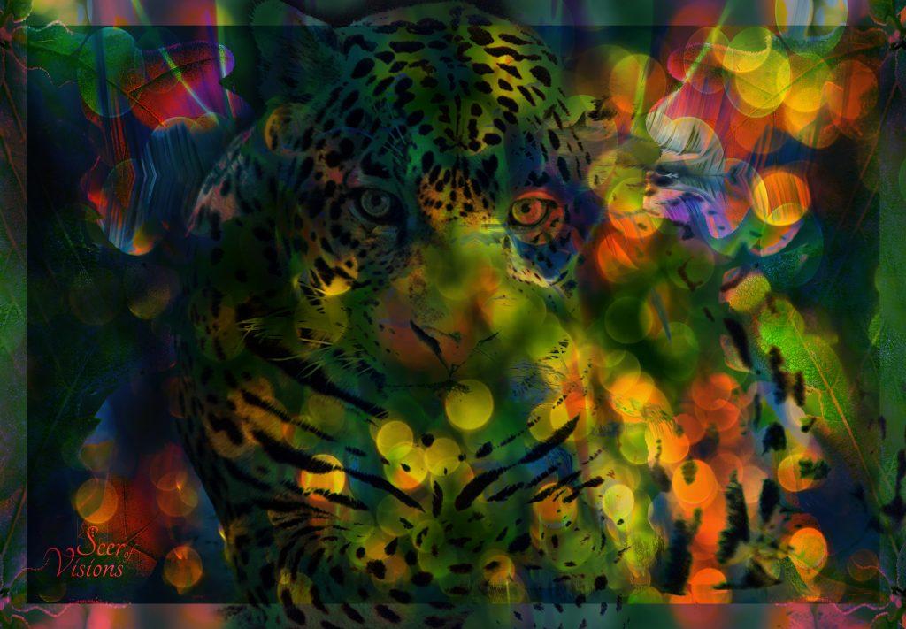 Jaguar van Alina Garbatovschi
